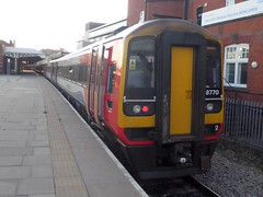 East Midlands Trains, 158770 (Chris GBNL) Tags: train class158 eastmidlandstrains 158770