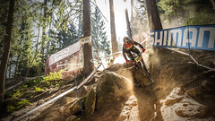 _HUN3325 (phunkt.com™) Tags: uci dh downhill down hill mtb mountain bike world champ championship val di sole italy 2016 photos phunkt phunktcom keith valentine race final finals dust dusty