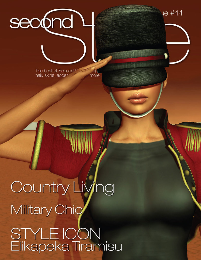 Second Style - March 2011 Cover