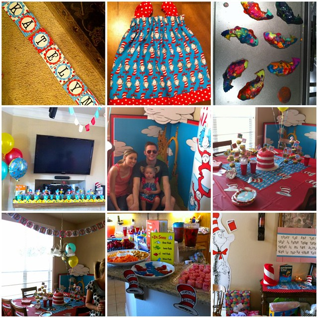 katelyn's party