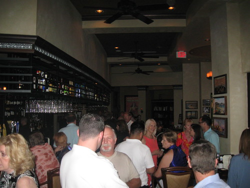 Social Media Get Together At Hemminway's in Estero Fl.