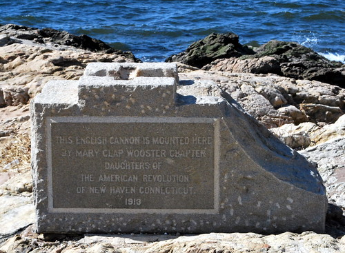 Lighthouse Point Monument Side 2