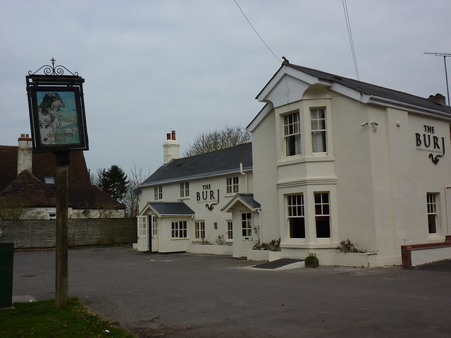 The Burj, Foxhill (nee Shepherds Rest)