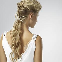 penteado feminino para formatura