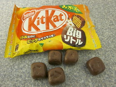 Big Little Mikan Kit Kat