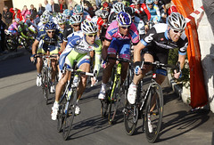 Tirreno Adriatico, 2 victories on Mavic