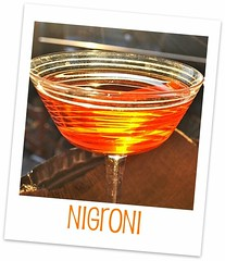 Nigroni - the beauty of life