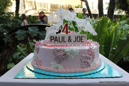 Paul and Joe 4Th Birthday Bash