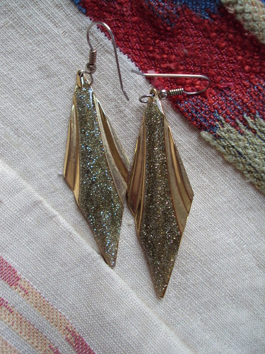 Stevie Nicks Sparkle Earrings