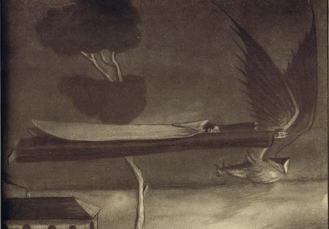 Alfred Kubin - Night Moths