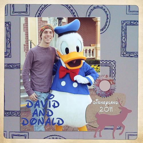 david and donald