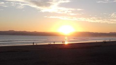 Gisborne Sunset - Waikanae Beach