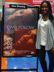 I WILL FOLLOW Screening (Thrse Cator) Tags: iwillfollow avaduvernay thrsecator
