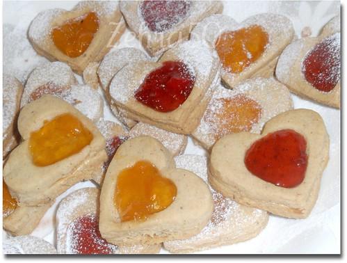marmelatli kurabiyeler by zehra50mutfakta