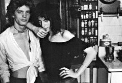 Robert Mapplethorpe & Patti Smith NYC 1969 (bp fallon) Tags: newyork rocknroll pattismith robertmapplethorpe lennykaye thepattismithgroup pattismithrobertmapplethorpebynormanseefnyc1969