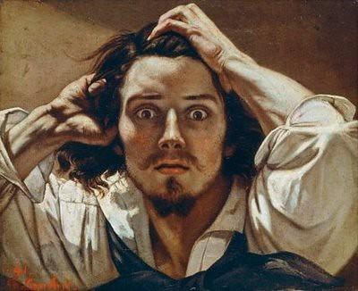 Autorretrato: El desesperado, 1845