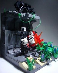 Mission 5.2 (justin pyne) Tags: fiction trooper sphinx fire star team dragon lego space explosion science company corps fi wars trans squad clone yankee sci legion squadron lieutenant objective pyne 457th 707th cularin hssiss