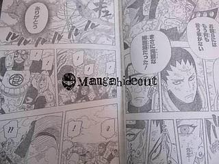 Naruto Manga 534 Spoiler