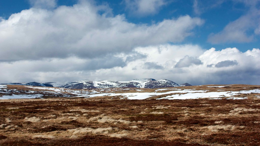 First view of Lochnagar