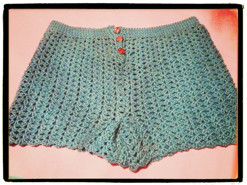 Crochet Hotpants