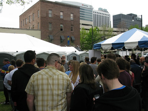 Raleigh Beer Festival 2011