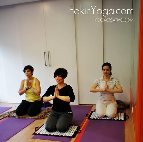 Meditación , FaKir Yoga, Clases en Madrid