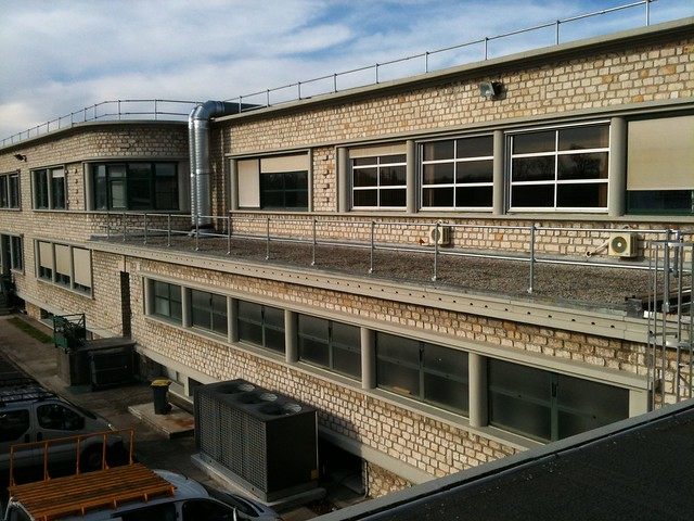 KeeGuard Rooftop Fall Protection