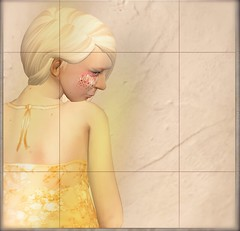 ...back view ... (lindini2) Tags: sl secondlife kari hud sms theseasonshunt