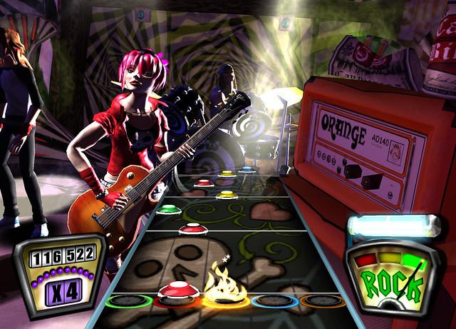 Guitar Hero 2 Judy