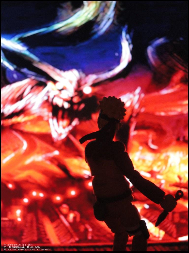 Naruto - Fight the Fox ...
