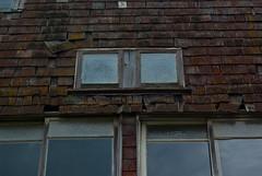 Old rickety house - Near a park in Kirribilli (natalieingram) Tags: old house harbour sydney derelict f40 kirribilli fallingapart iso560 pentaxk10d tamronspaf2875mmf28xrdi 11500sec natalieingram 20110410132140igp1518pef