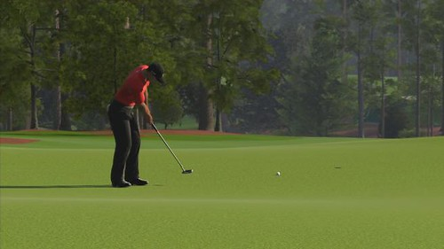 Tiger Woods PGA Tour 12: The Masters Pins Guide