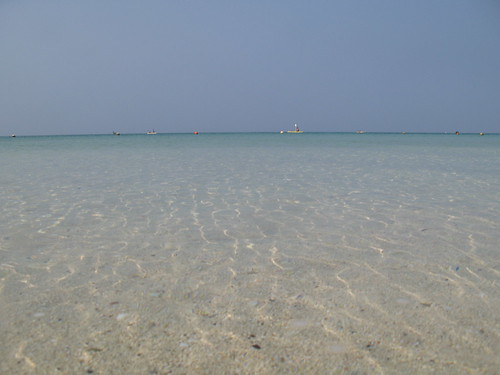 Private Beach horizon ClubMed Kabira Press Tour