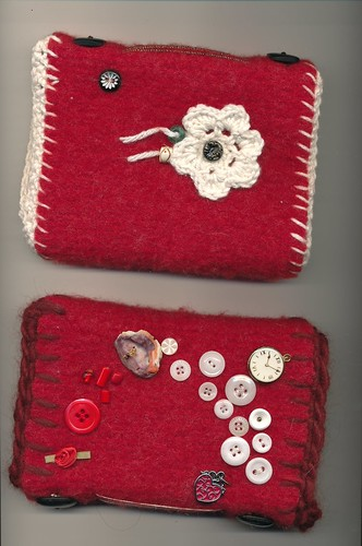 Recycled Sweater Journals 2