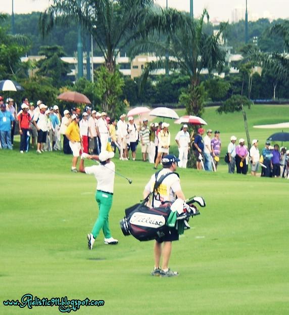 CHAMPION; Matteo MANASSERO - Maybank Malaysian Open 2011