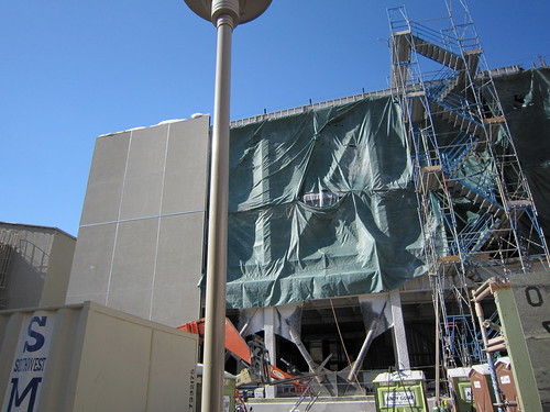 April 16, 2011 Park Update - Universal Studios Hollywood