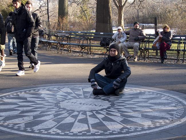 Imagine, Central Park