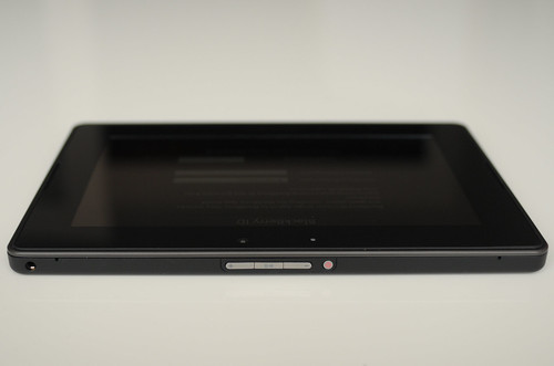 blackberry playbook top