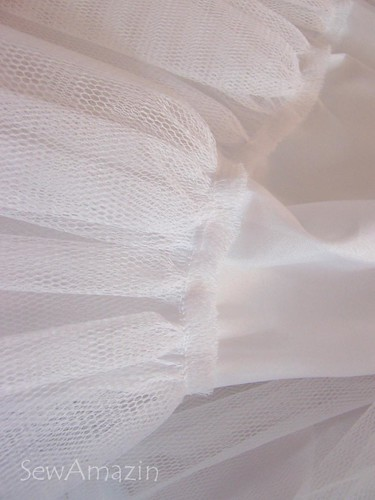 First Communion Dress crinoline