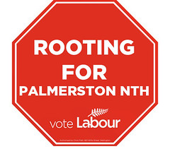 Rooting for Palmerston North