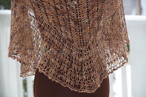 hasmi's two rivers shawl