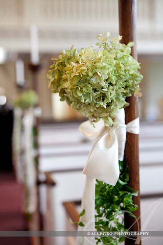 ica-wedding-boston-ma-waterfront-details- harvard memorial church aisle flowers