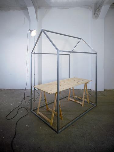 Instalación provisional para situación definitiva. by SUSO BASTERRECHEA