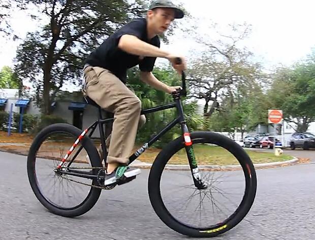 Miles' Bike Got Stolen