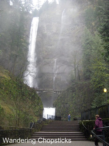 4 Multnomah Falls (Winter) - Columbia River Gorge - Oregon 5
