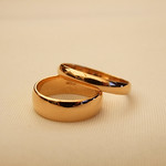"Golden wedding rings • <a style=""font-size:0.8em;"" href=""http://www.flickr.com/photos/28211982@N07/5645494487/"" target=""_blank"">View on Flickr</a>"