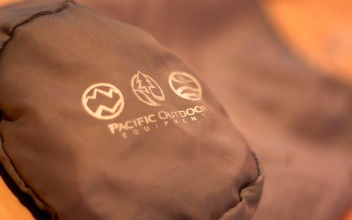 Pacific Outdoor Equipment Stuffsack Detail