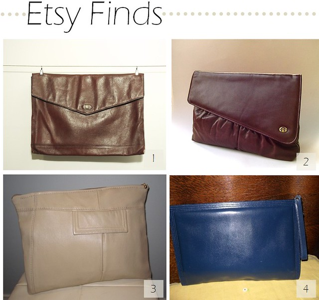 Oversized Clutch - Etsy Finds