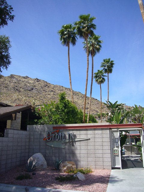 The Orbit In Palm Springs
