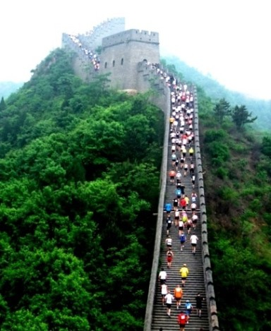 Maraton Muralla China